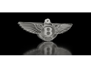 Bentley Keychain