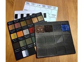Test Palette