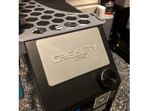 CR-10 Screen Cover