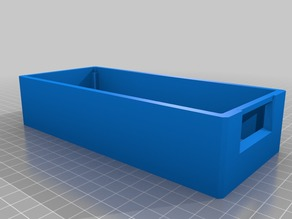 Box for the Controller screen for the Prusa I3 B Pro Clone 3D printer