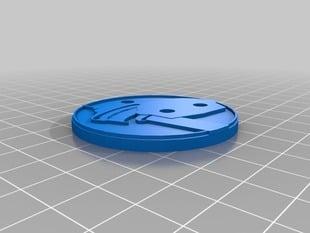 Calgary Maker Faire Coin / Keytag