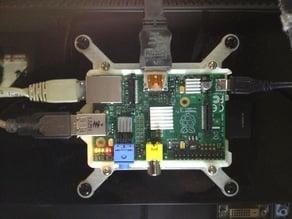 VESA mount for Raspberry Pi 100x100