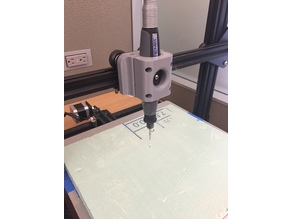 CNC Router (Dremel) Upgrade for CR-10