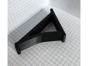Prop Replica Wall Hanger for Command Strip