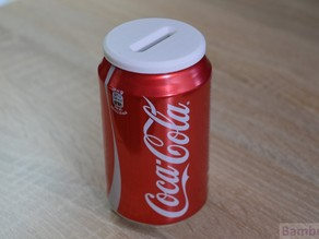 Money Box - Coca Cola Can