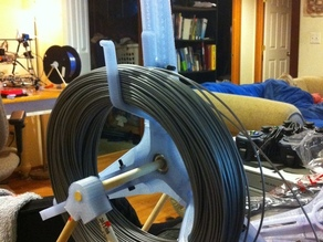 Adjustable Heavy Duty Filament Spool