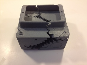 Electrical Box Twist Model