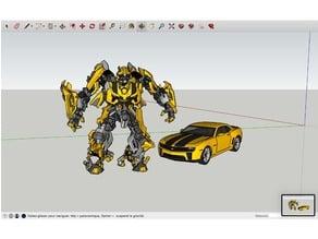 Bumblebee_Transformer___Car