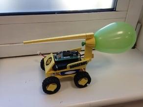 Micro Pi Noon Balloon Holder V2