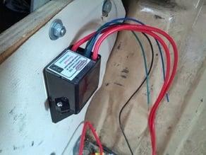 Mount for Yandina battery combiner