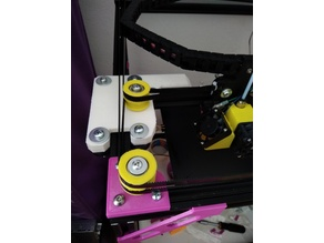 TronXY X5S Stronger Front Idler Mount