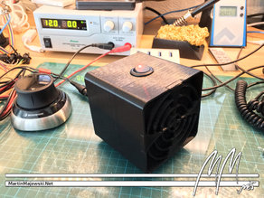 Update to Mark2 - Soldering Fume Extractor / Absorber