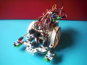 Soportes infrarrojos octopus para printbot Evolution