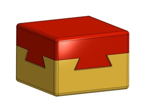 Impossible Dovetail Box