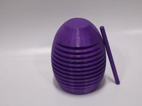 3D Printable Guiro