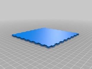 Parametric Interlocking Tiles