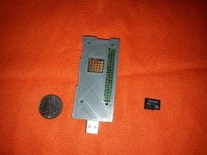 Raspberry Pi Zero W USB stick case