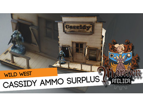 Cassidy ammo surplus