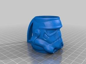 Stormtrooper Cup