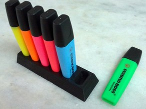Highlighters Stand