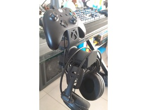 Monster Mouth Controller Stand