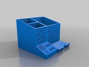 Desk Organizer With USB, SD, & Mini SD slots