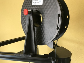 Anycubic kossel spool holder