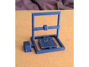 Cr 10 3D Printer Model