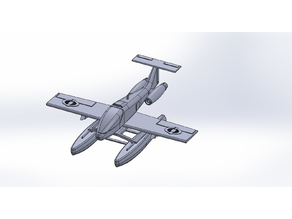 Cobra Float plane (GI Joe)