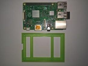 Raspberry Pi 2 Tray