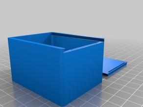 My Customized Box with Sliding Top_2.5x2x1.5