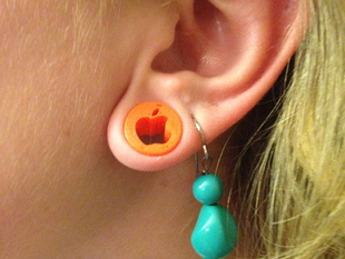Android & Apple Ear Plugs (Gauges)