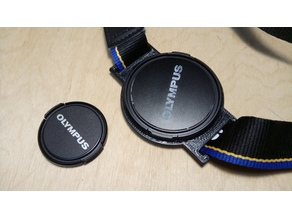 Cap lens holder 37-58 mm (micro four thirds)