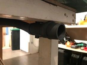 Vacuum hose to Karcher Shopvac