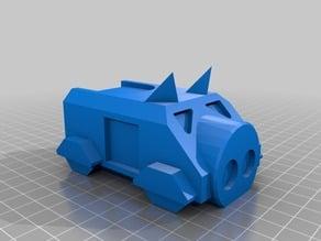 Pig Tank for Maker War