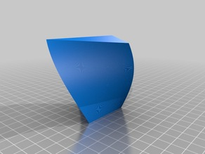 My Customized Twisted Polygon Vase 2