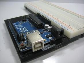 ArduinoBreadboardAdapter