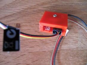 Y-Box for fan Molex plug