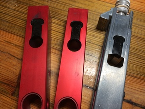MEC Charge Bar Rubber Inserts