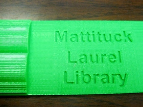 Bookmark - Mattituck-Laurel Library