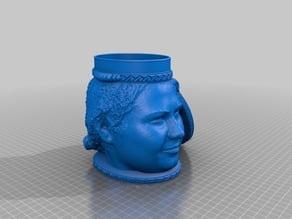 Jar with lid (2)