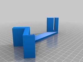 Webcam Mount Makerbot Replicator 2