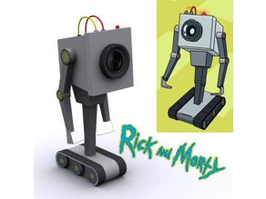 Rick and Morty - butter robot