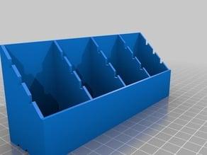 Four-dice shaker box