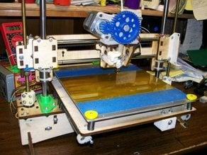Printrbot Z Bar Stabilizer Set