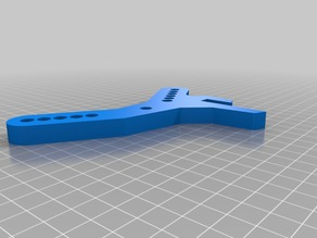Spool Holder for ANET A8 (Storage box bracket)