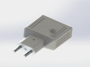 MySensors.org wall plug - humidity and temperature sensor