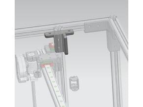 Tank3D T corner A and B  20x20 aluminum profile