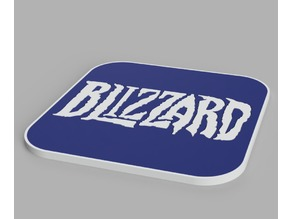Blizzard coaster