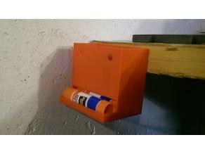 Glue Storage Bin
